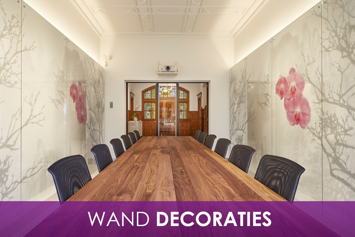 Wand decoraties