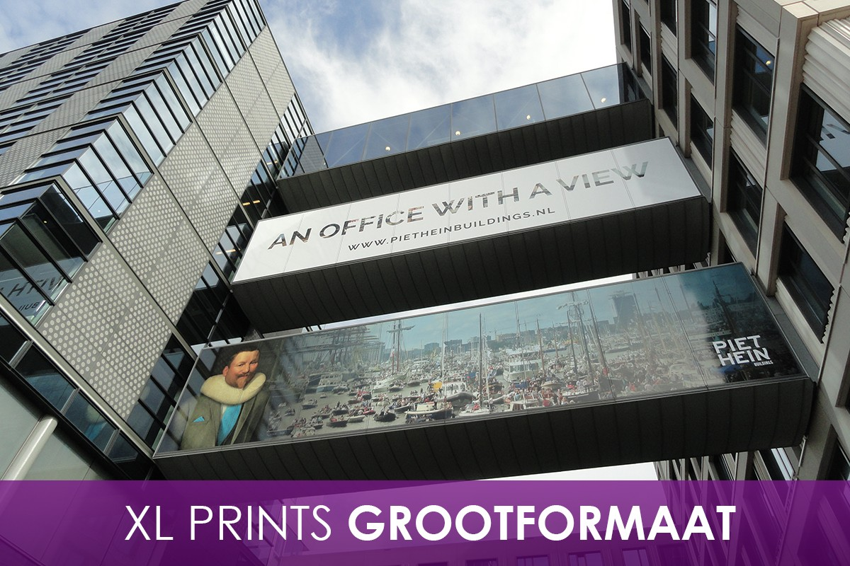 XL prints grootformaat
