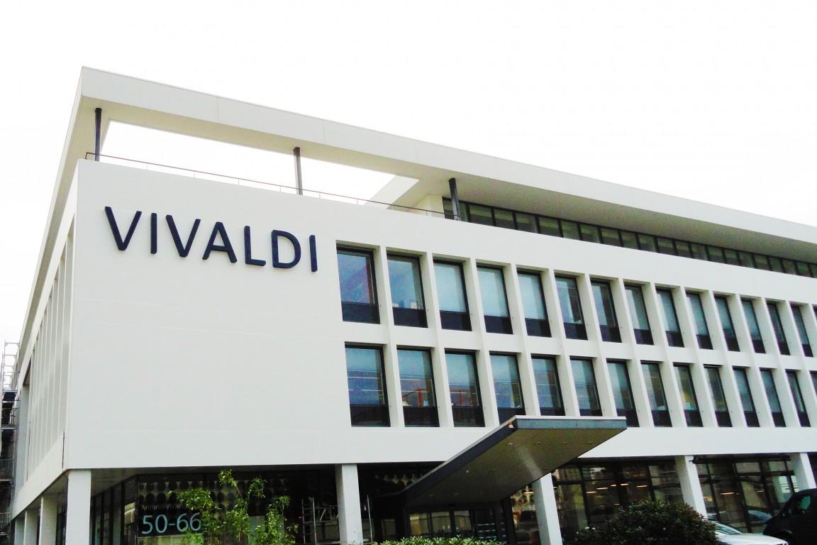Vivaldi Gevel Reclame